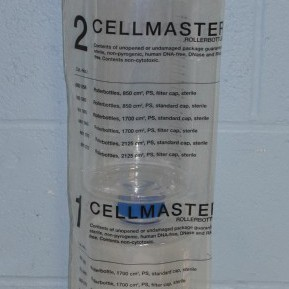 2000 ml Cellmaster Roller Bottles Cat #680 060 (lot of 34 New) Name