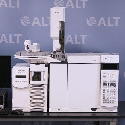 7890A with 5975C inert XL EI/CI MSD w/ Triple-Axis Detector