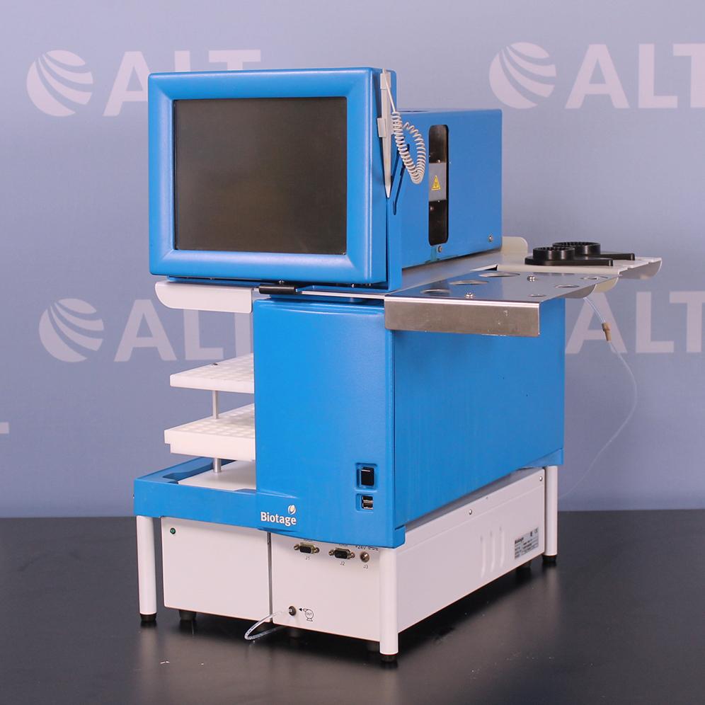 Biotage SP1 Flash Chromatography Purification System Image