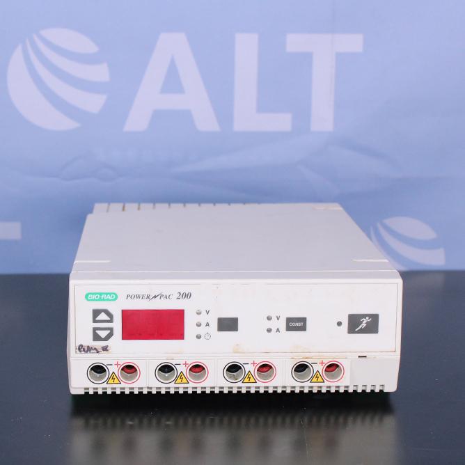 PowerPac 200 Power Supply Name
