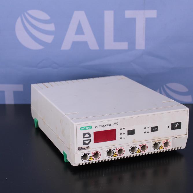 Bio-Rad PowerPac 200 Power Supply Image