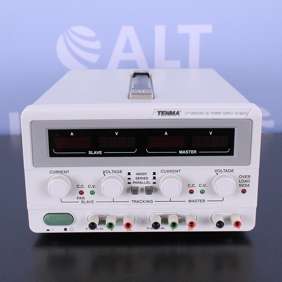 72-6615 Laboratory DC Power Supply Name
