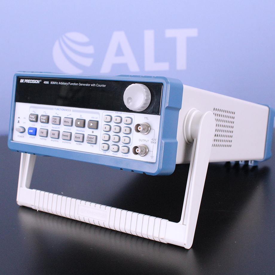 4086 80MHz Arbitrary/Function Generator with Counter Name