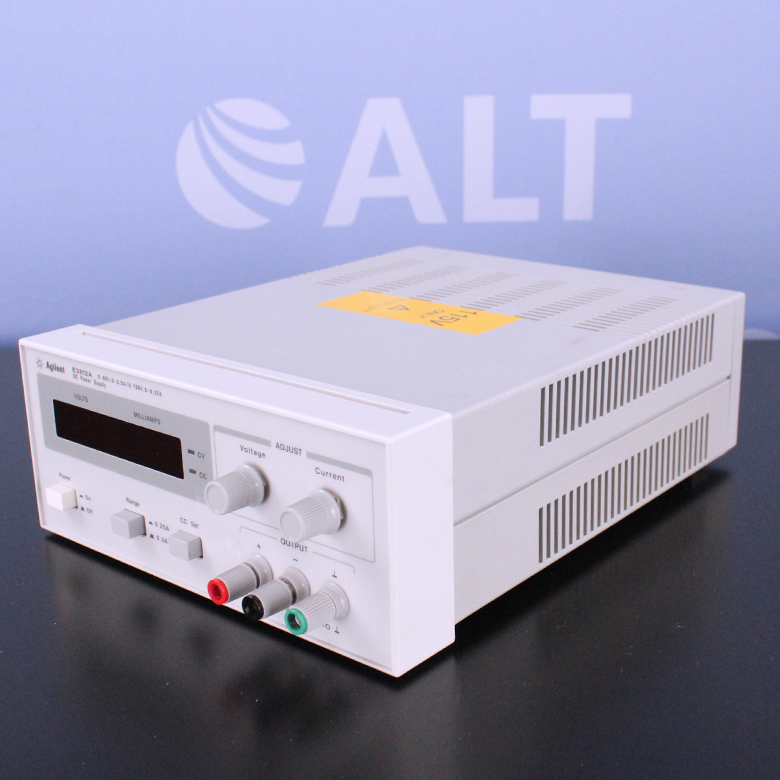 Agilent Technologies E3612A DC Bench Series DC Power Supply Image