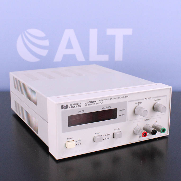 Hewlett Packard E3612A DC Power Supply Image