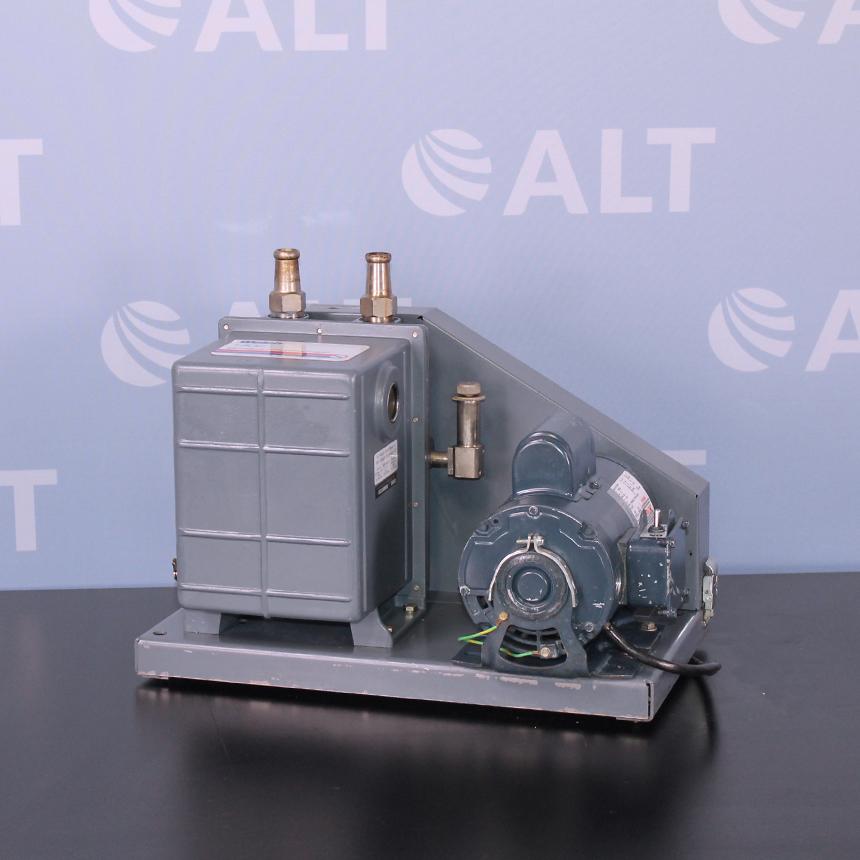 Refurbished Welch 1402b 01 Duoseal Vacuum Pump