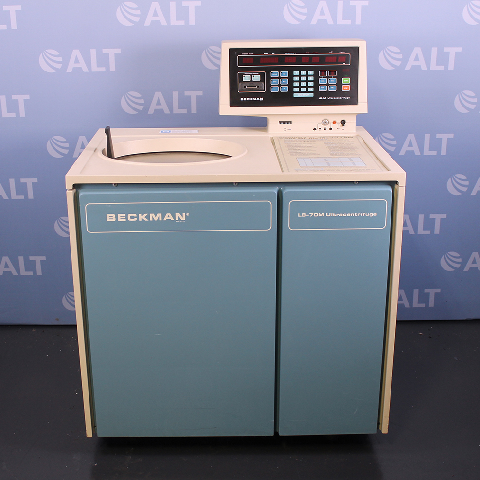 Beckman Coulter L8-70M Refrigerated Ultracentrifuge Image