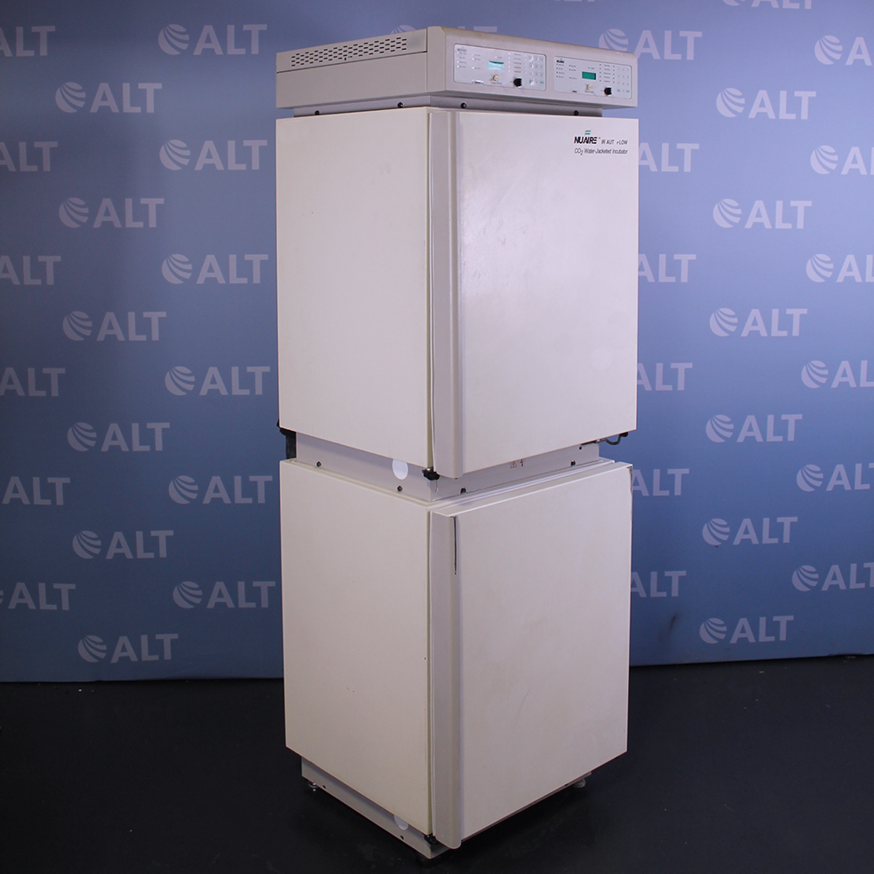 Nuaire NU-2700 IR AutoFlow Dual-Stacked Water-Jacketed CO2 Incubator Image