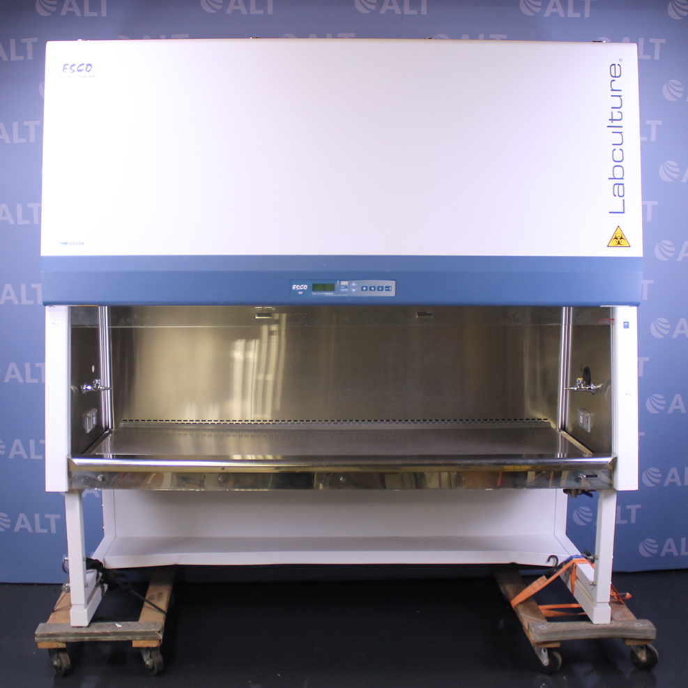 6' Labculture Class II Type A2 Biological Safety Cabinet Model LA2-6A2