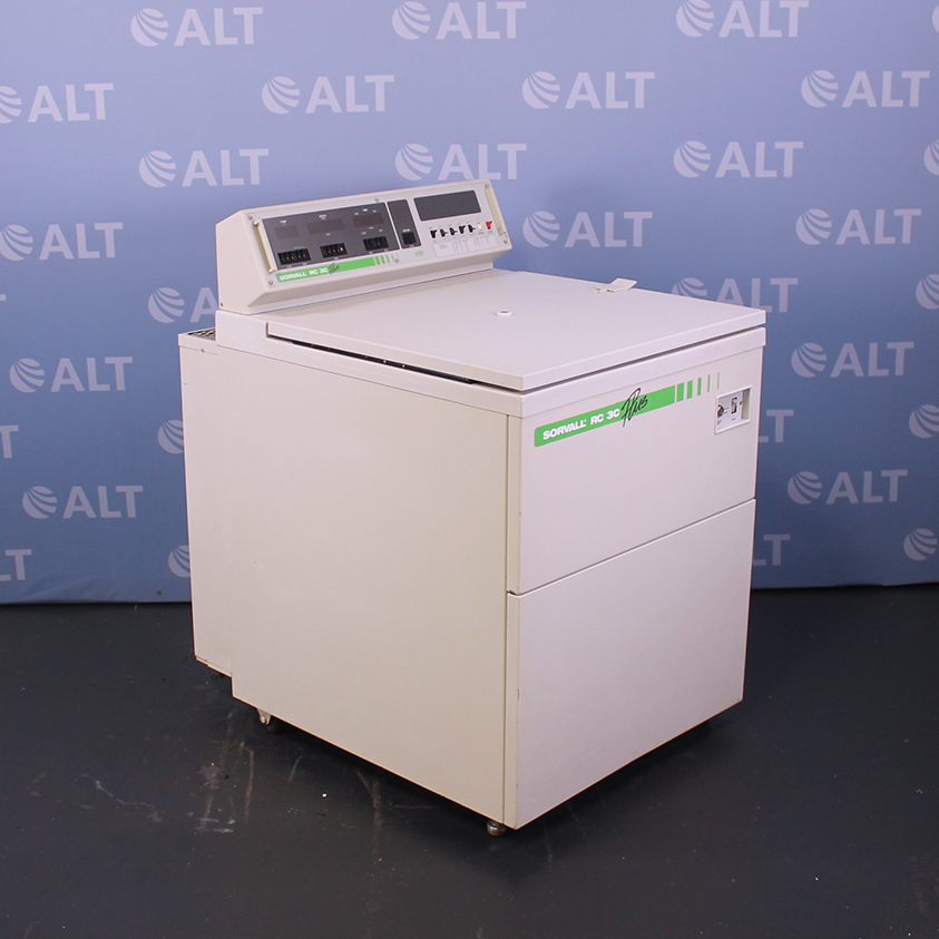 Sorvall RC-3C Plus Refrigerated Centrifuge Image