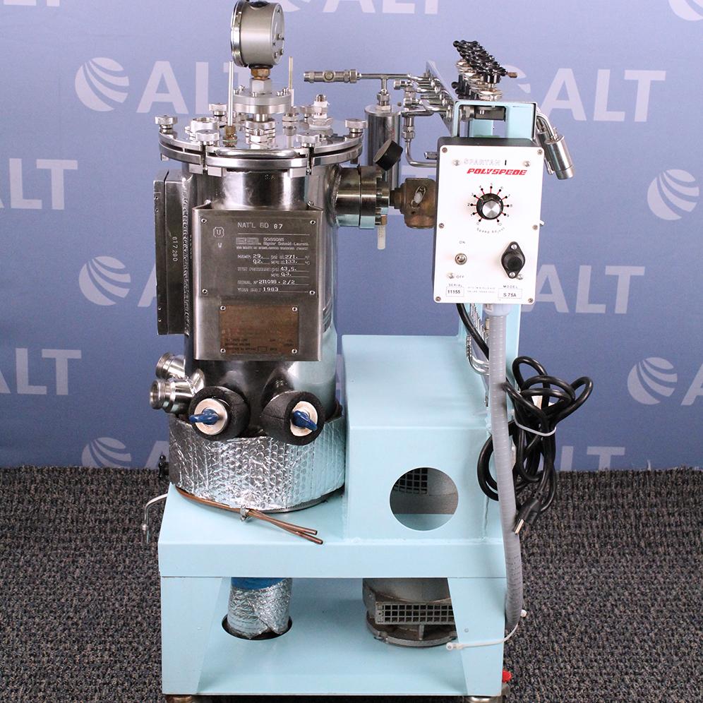 BSL Nat'l BD 87 Bioreactor SS, 15L Image