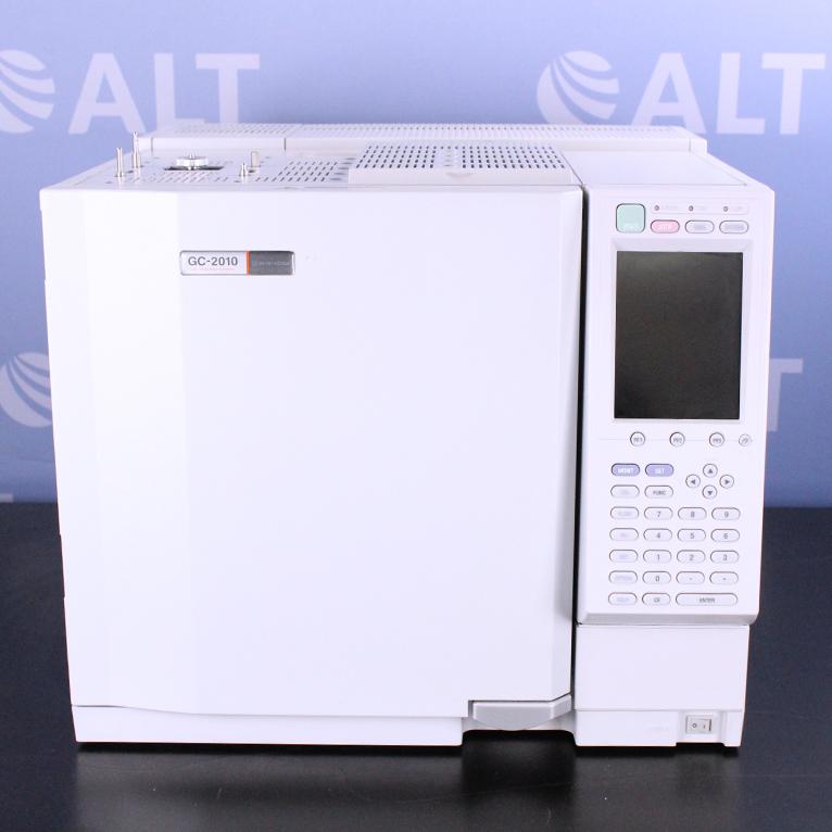 Shimadzu GC-2010 Gas Chromatograph Image