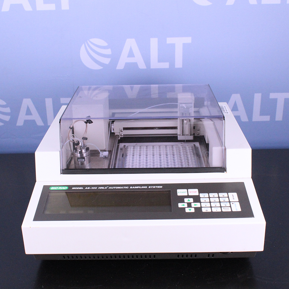 Bio-Rad AS-100 HPLC Automatic Sampling System Image