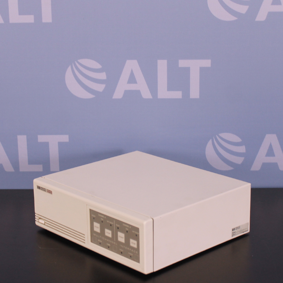 Hewlett Packard 35900E Multi channel Interface with JetDirect Card Image
