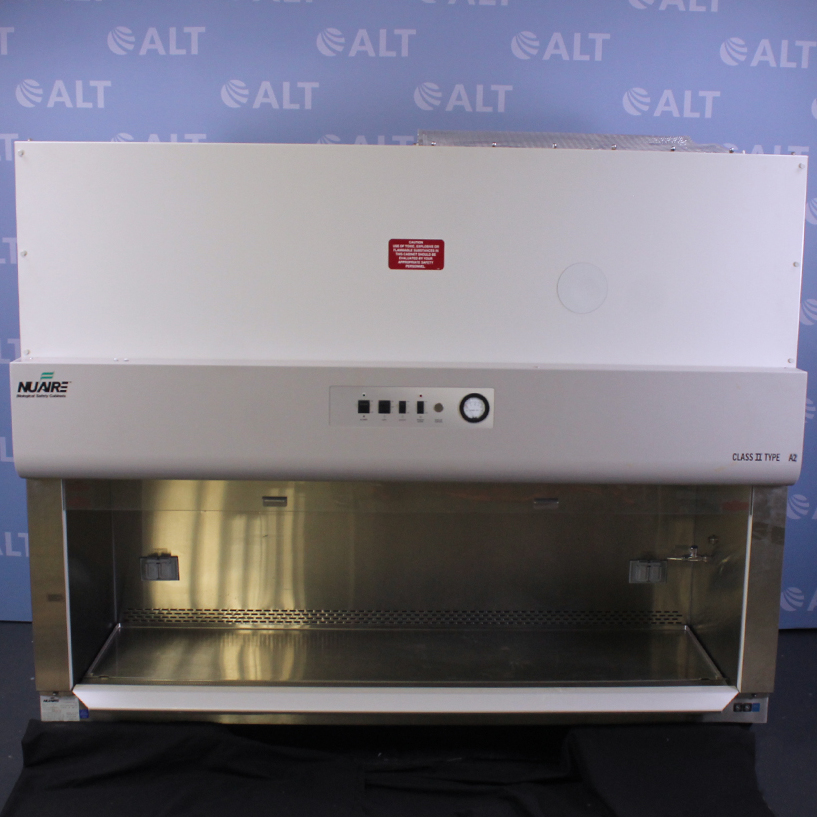 NU-425-600 Class II Type A2 Laminar Airflow 6' Biological Safety Cabinet
