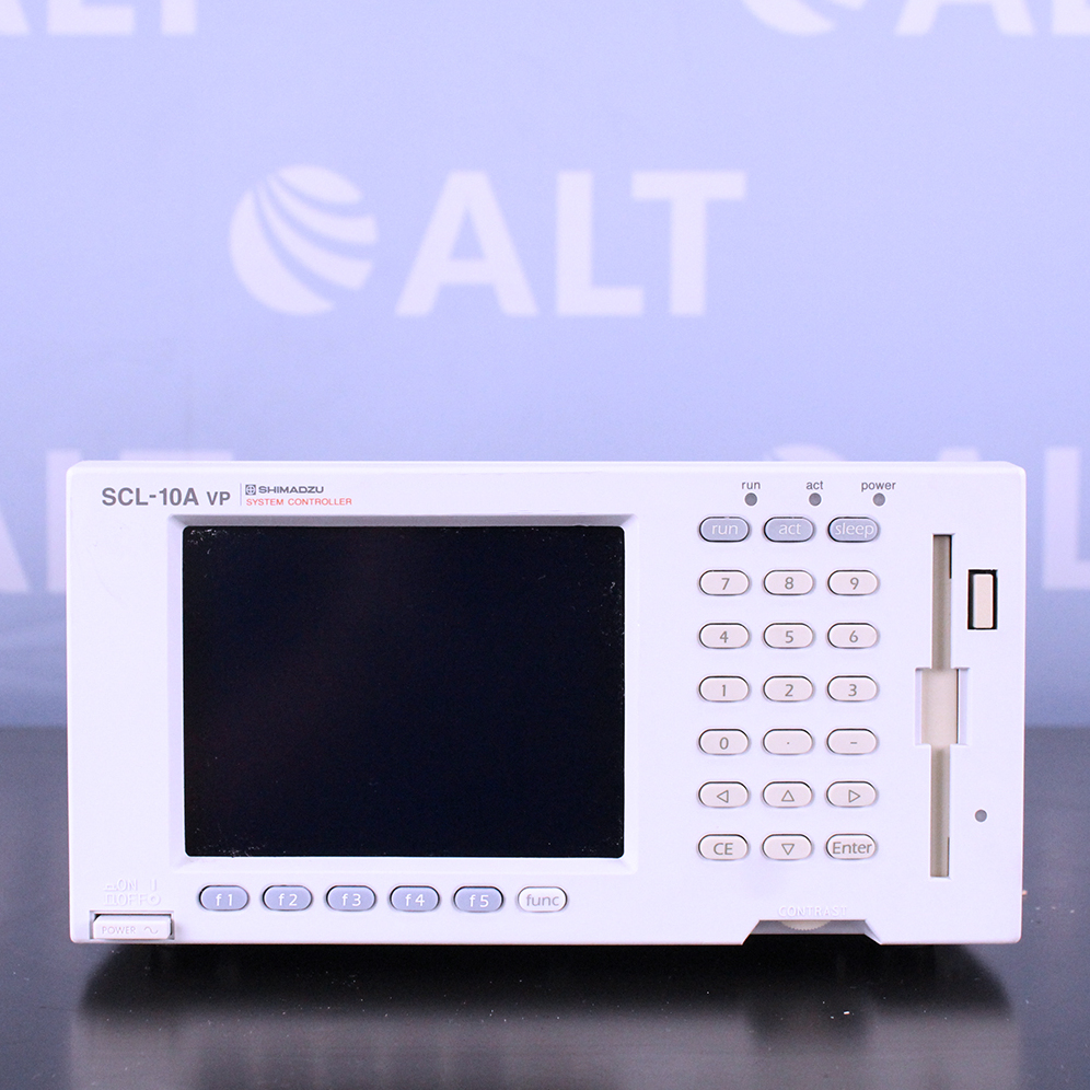 Shimadzu SCL-10Avp System Controller Image