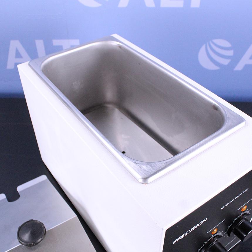 Precision Scientific GCA Thelco 180 Water Bath Cat No. 66630 Image