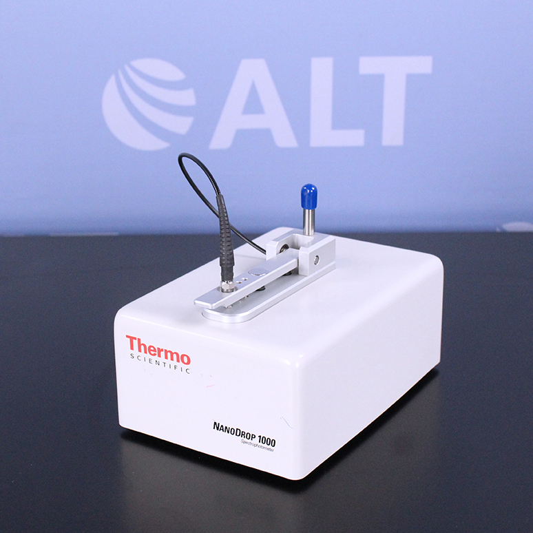 Thermo Scientific NanoDrop 1000 UV/VIS Spectrophotometer Image