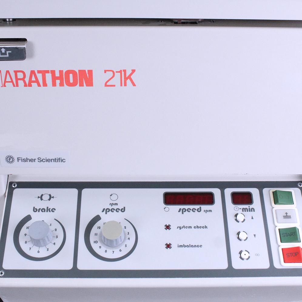 Fisher Scientific Marathon 21k Centrifuge Image