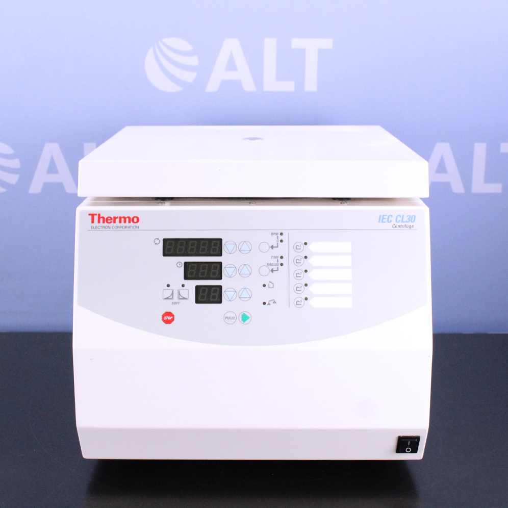 Thermo EC IEC CL30 Centrifuge Image