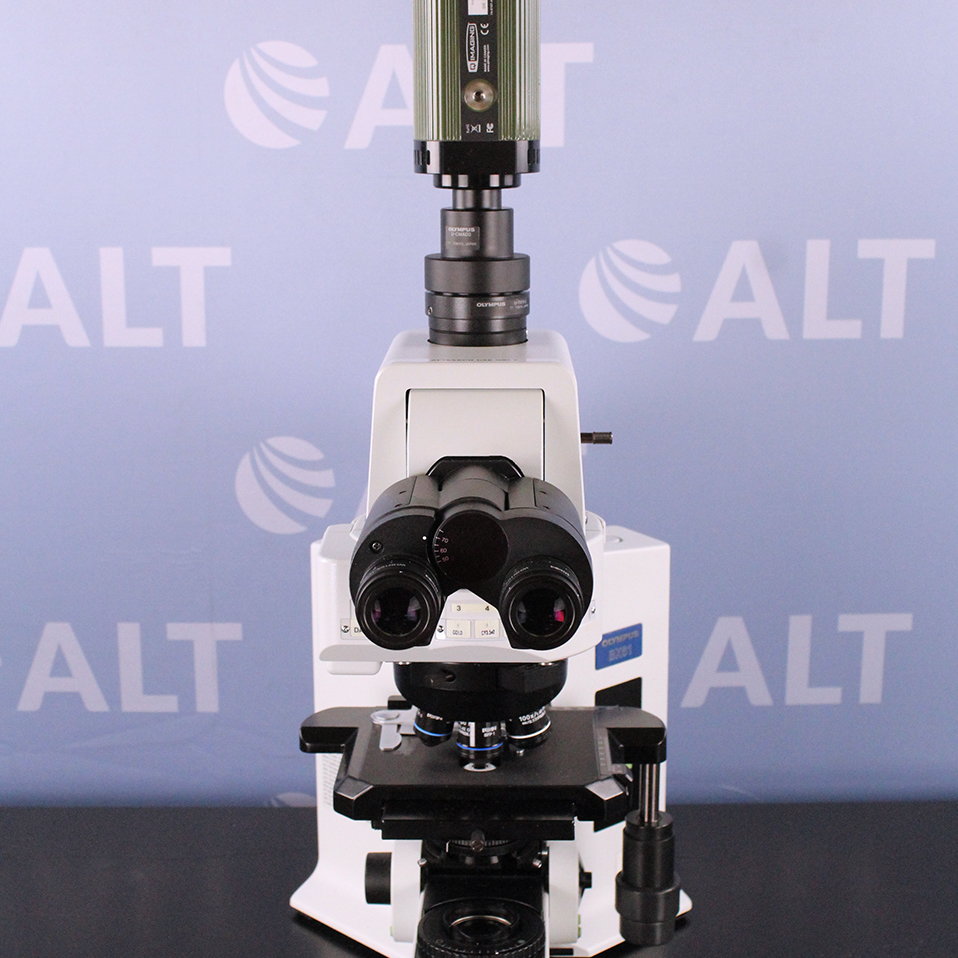 BX61 Motorized System Microscope Name