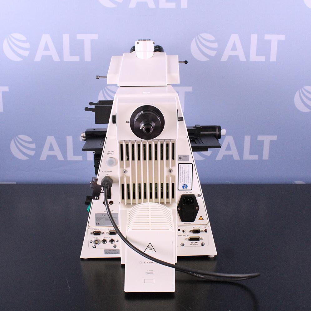 Zeiss AxioPlan 2 Imaging Microscope Image