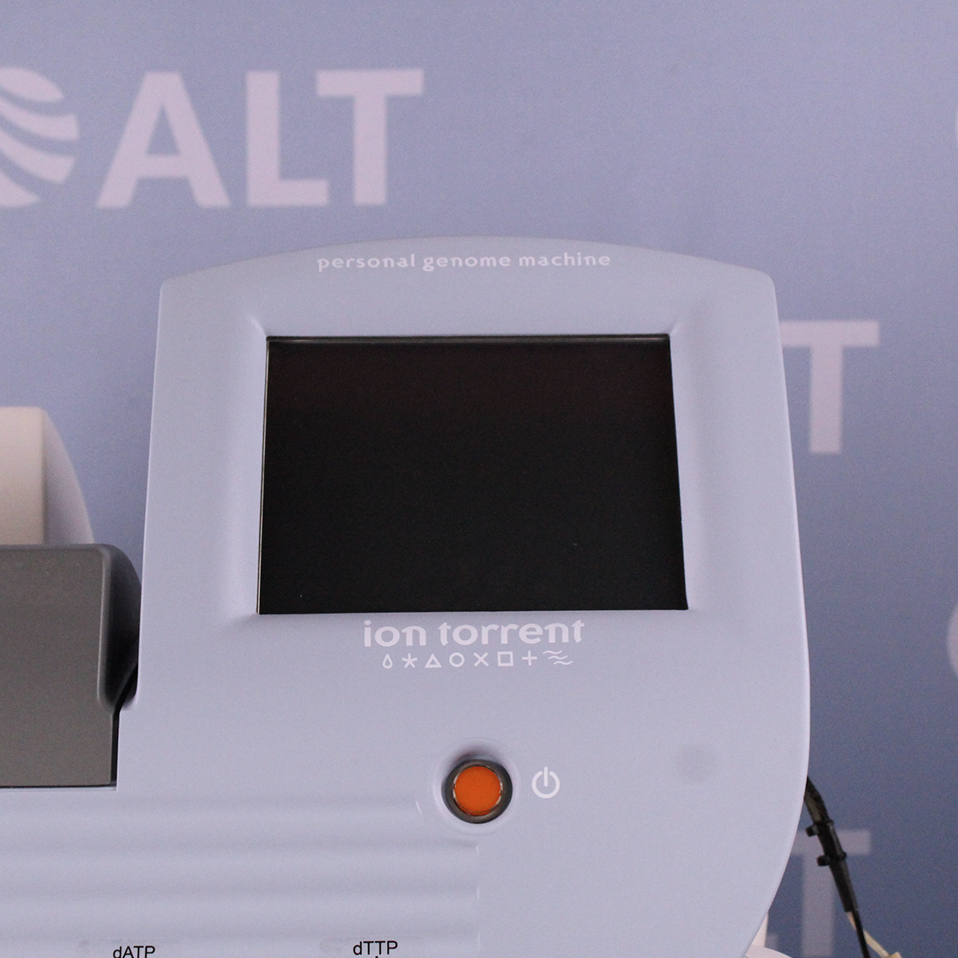 Life Technologies Inc. Ion Personal Genome Machine (PGM) System Image