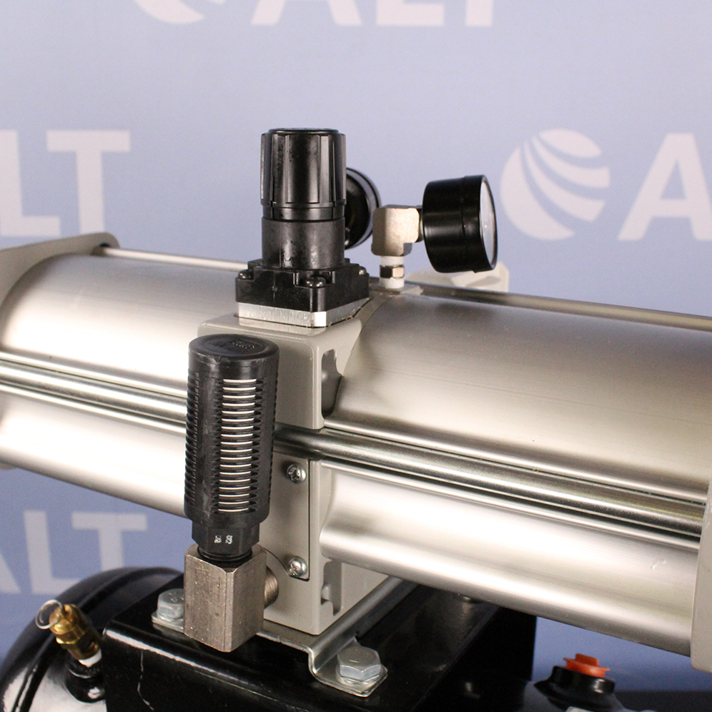 Refurbished Midwest Pressure Systems Model R03s Air