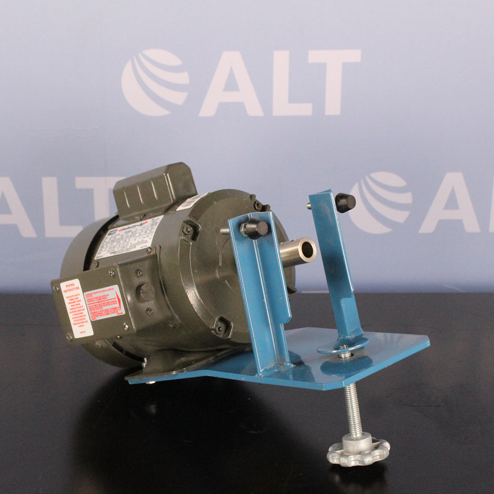 Leeson M009086 FHP AC Electric Motor Image