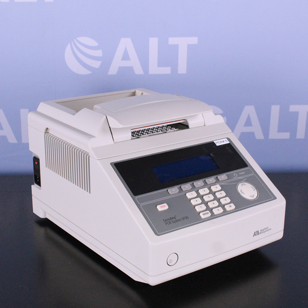 Applied Biosystems GeneAmp PCR System 9700 Image