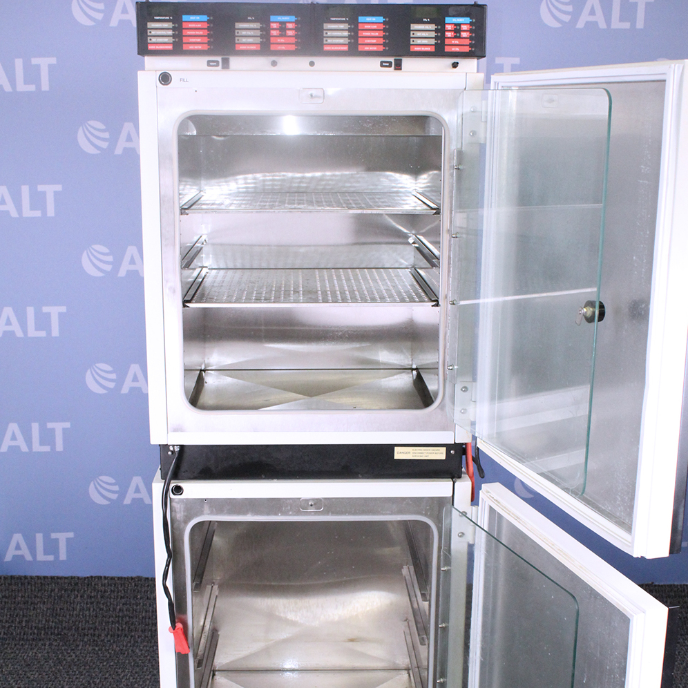 Queue Systems  Cellstar QWJ300DADA Double-Stacked Incubator Image
