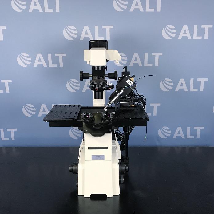 Nikon ECLIPSE TE2000S Inverted Research Microscope Image