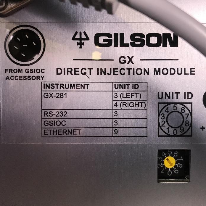 Gilson GX-271 Liquid Handler Image