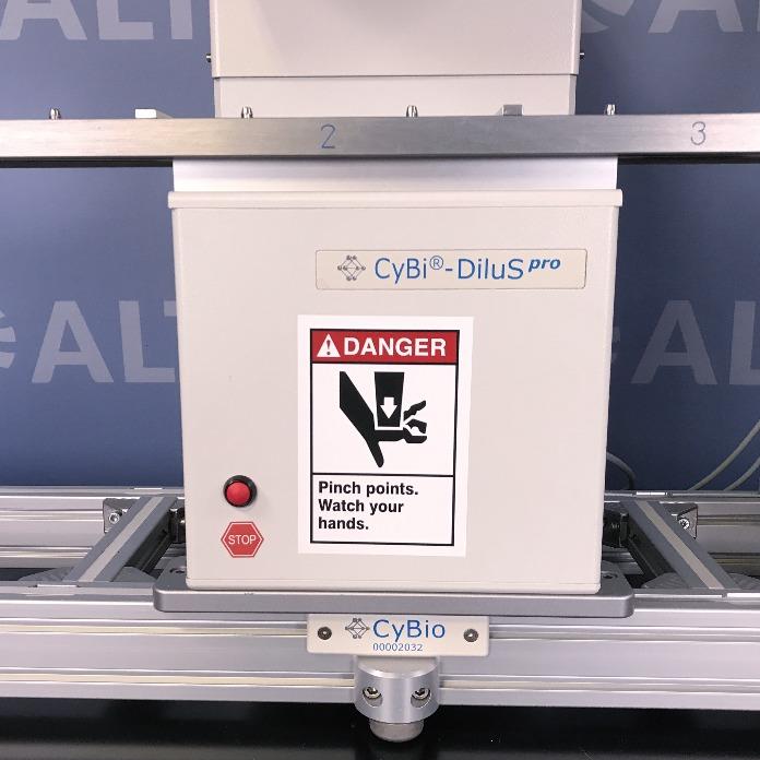 CyBio CyBio DiluS Pro Image