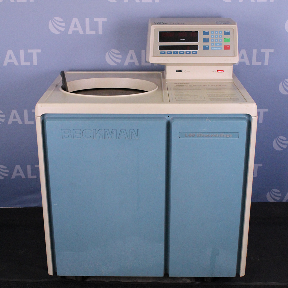 Beckman Coulter L60 Ultracentrifuge Image