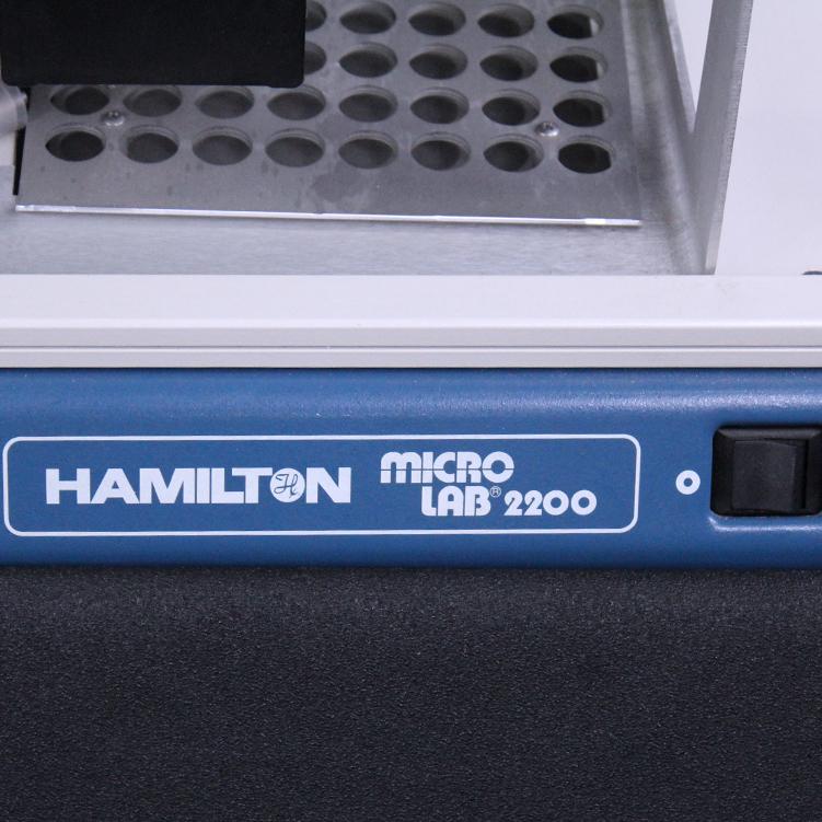 Hamilton Microlab 2200 Image