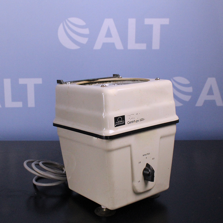 Eppendorf Model 3200 Microcentrifuge Image