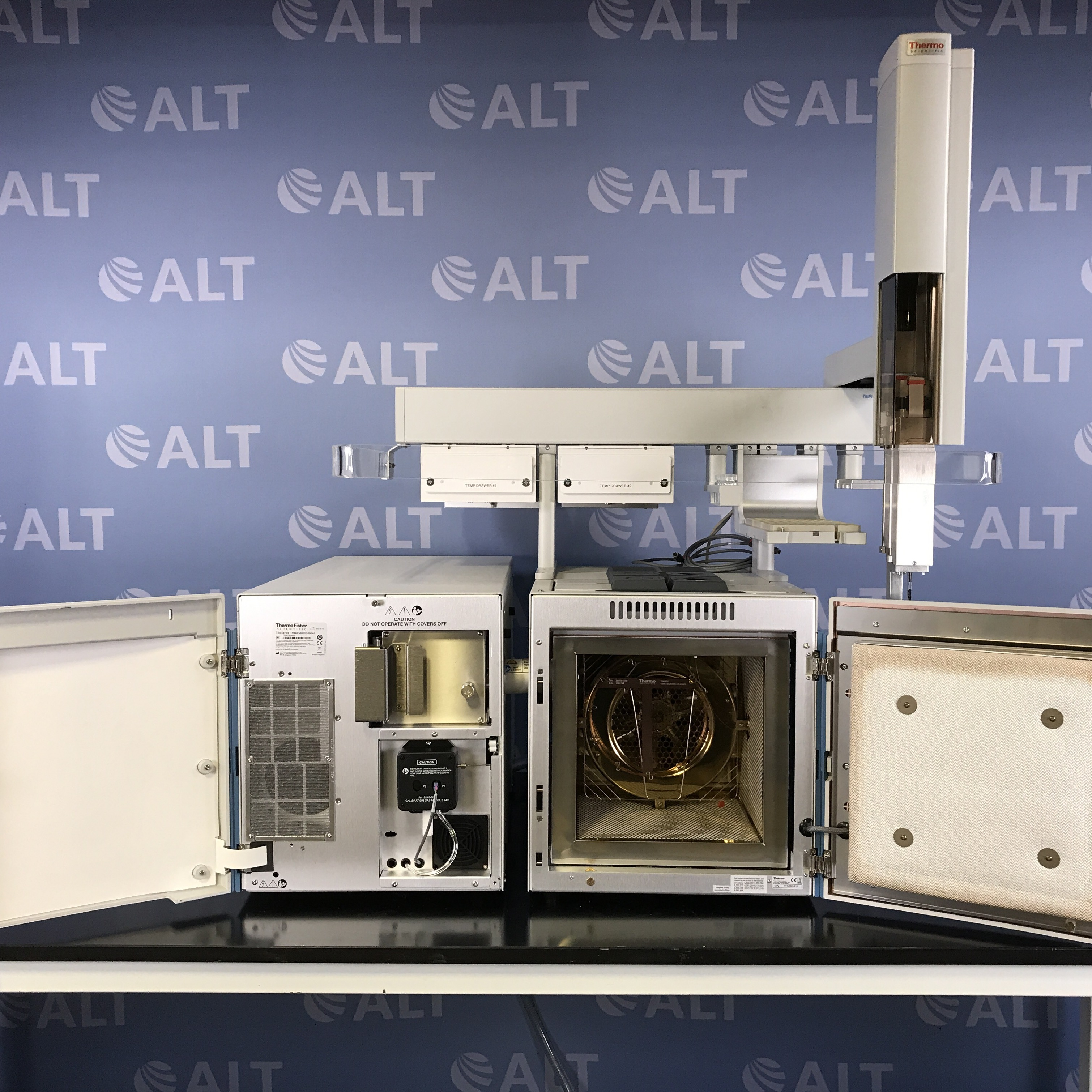 Thermo Scientific TSQ Duo Mass Spec/ Trace 1310 GC with CTC PAL Autosampler Image