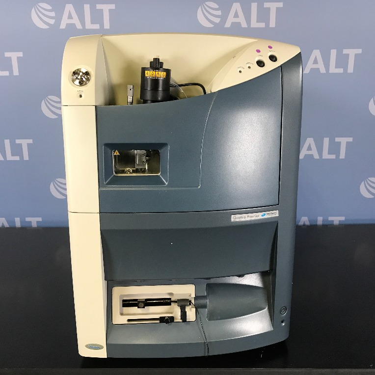 Micromass Quattro Premier Mass Spectrometer LC/MS/MS System Name