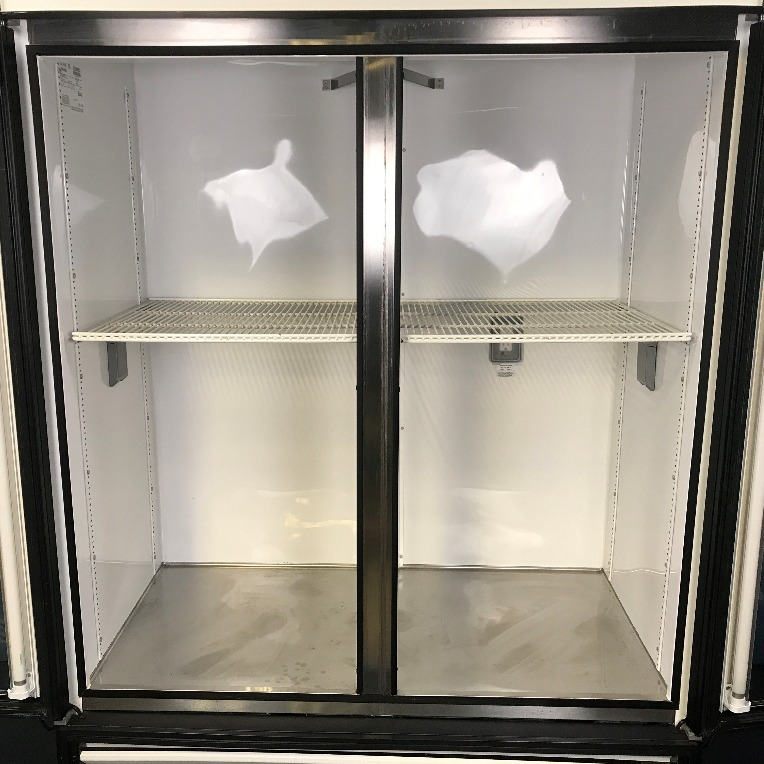VWR GDM-49 Dual Door Refrigerator Image