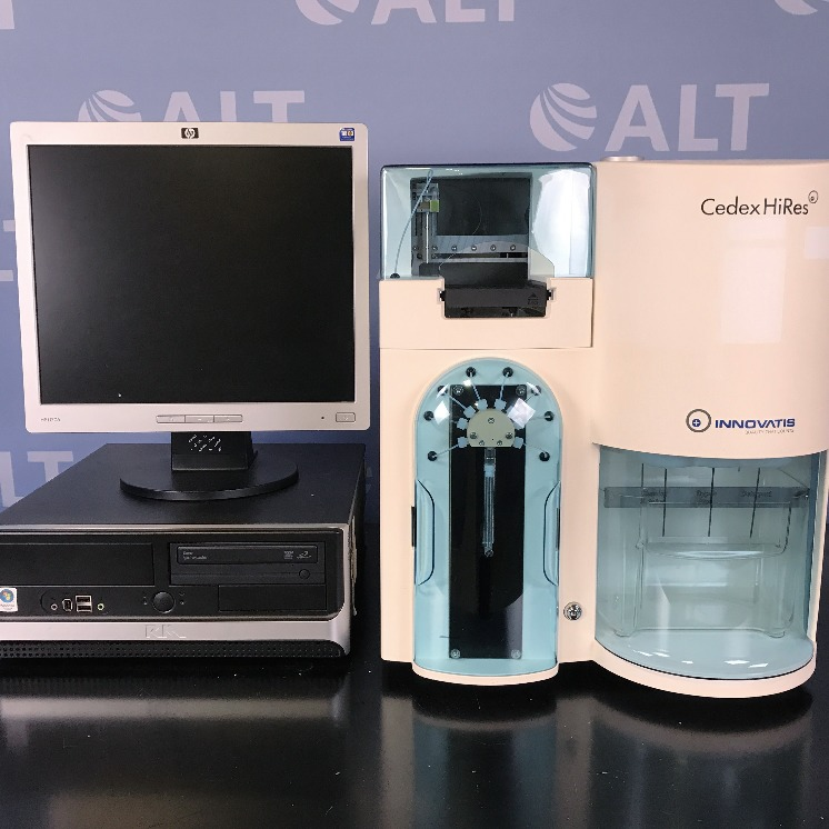 Innovatis AG Cedex HiRes Cell Analyzer Image