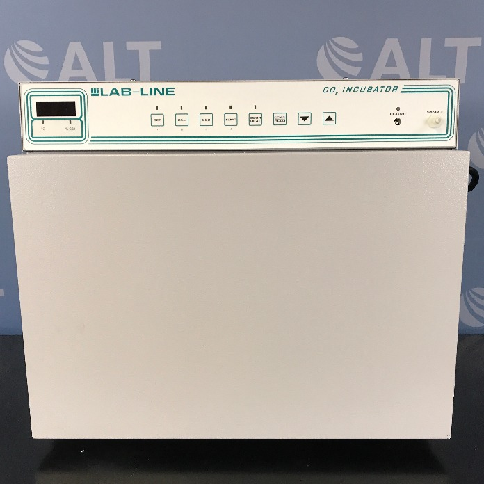Barnstead/Lab-Line Model 314 Air-Jacketed Compact Automatic CO2 Incubator Image