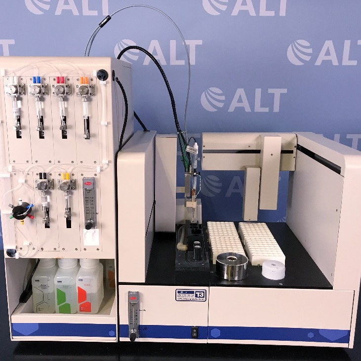 Sirius Analytical Instruments Ltd. T3 Automated System Image