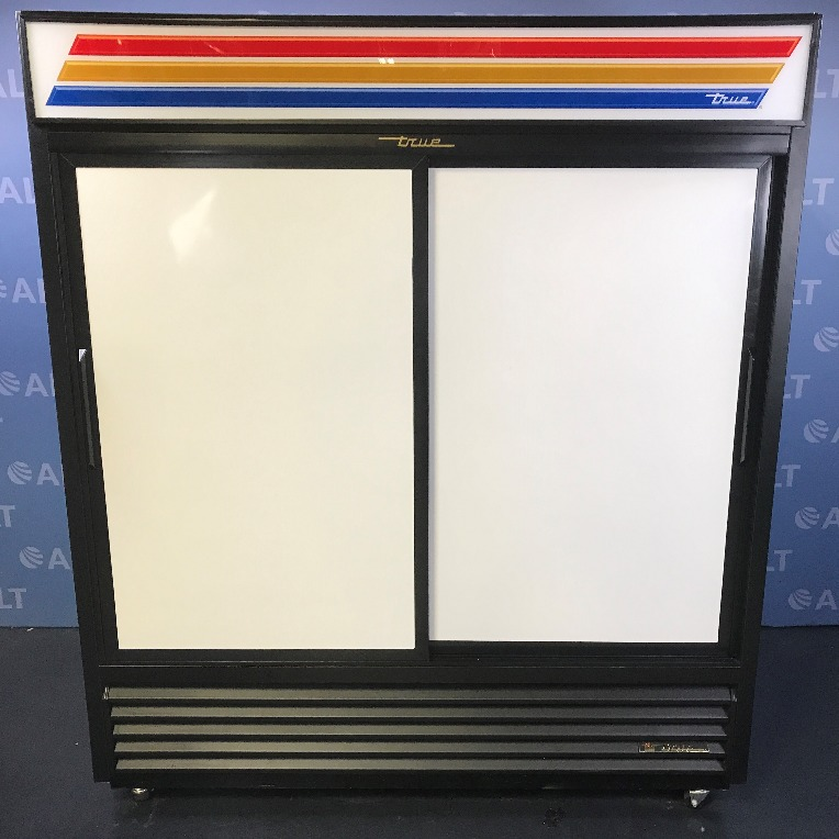 Model GDM-61 Dual Sliding Door Refrigerator Name