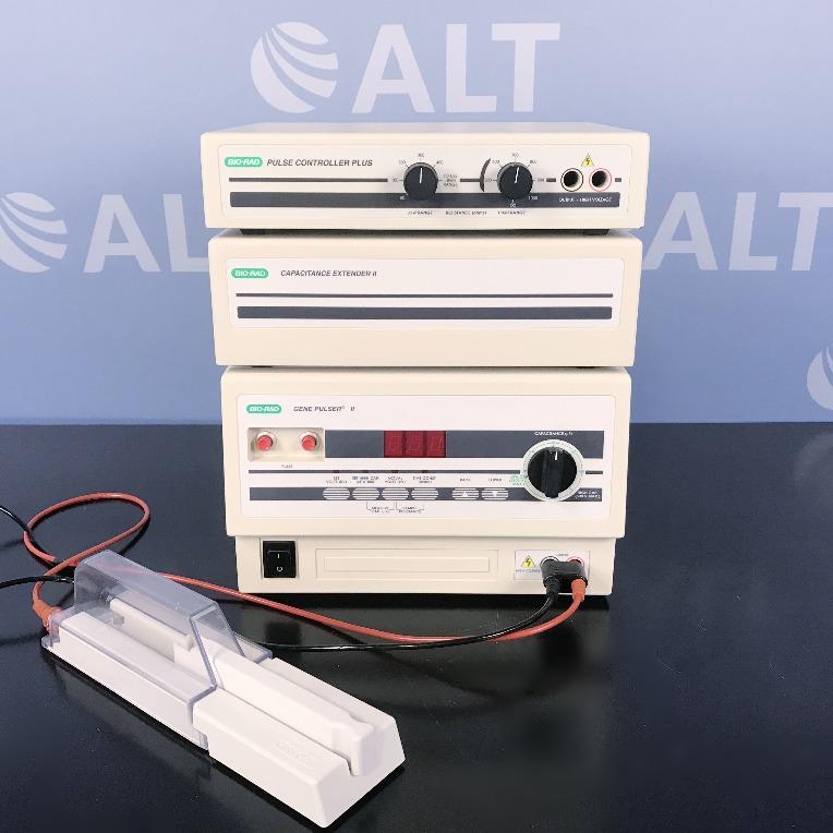 Bio-Rad Gene Pulser II Electroporation System Image