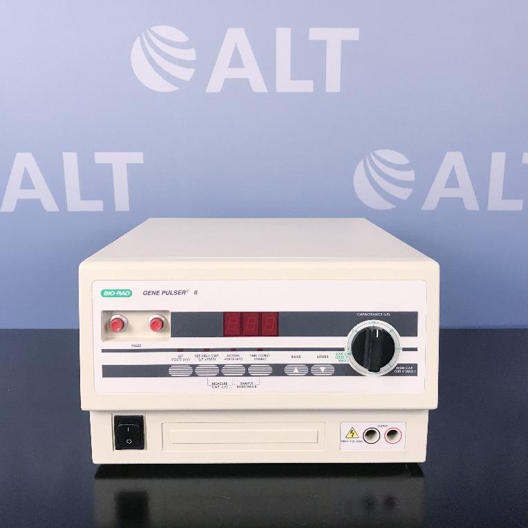 Bio-Rad Gene Pulser II Apparatus Model 165-2105 Image