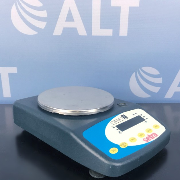 Setra EZ6-5000 Digital Counting Scale Image