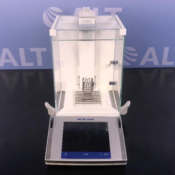 Mettler Toledo XP205DR Excellence Semi-Micro Balance Image