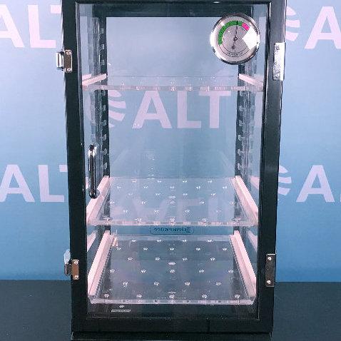Sanplatec Corp Sanpla Dry Keeper PVC Vertical Auto-Desiccator Cabinet Image