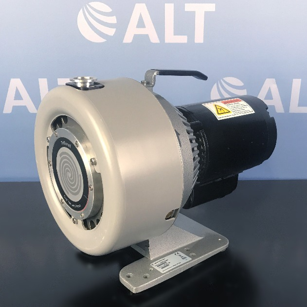 Agilent Technologies Model EXPPTS03001 Two Stage Dry Scroll Pump Image